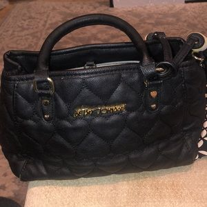 Betsey Johnson small quilted bag